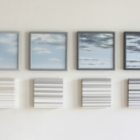 Cloud Series with Shadow Panels