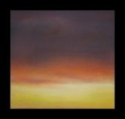 Smoke at Sunset